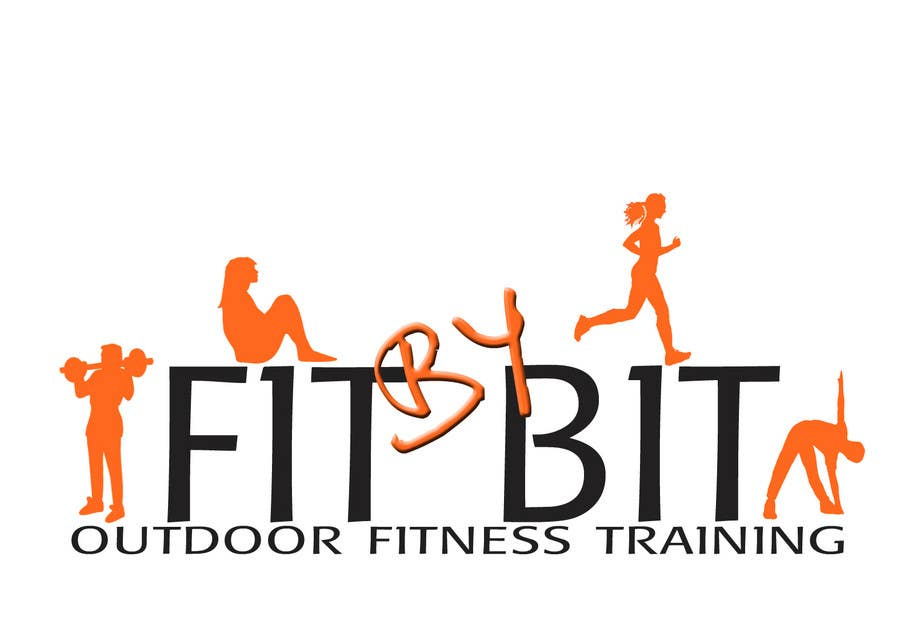 Konkurrenceindlæg #245 for Logo design for Fit By Bit personal and group fitness training