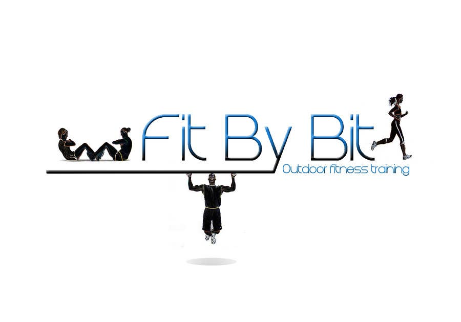 Konkurrenceindlæg #190 for Logo design for Fit By Bit personal and group fitness training