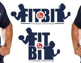#209 untuk Logo design for Fit By Bit personal and group fitness training oleh JorEl2008