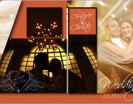#23 untuk Improve a Wedding Front and Back Cover - repost oleh marcelog4