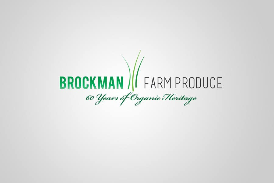 #146 for Design a Logo for an Organic Farm by dindinlx