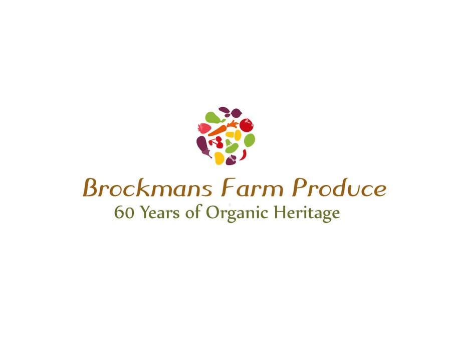 #62 for Design a Logo for an Organic Farm by titif67