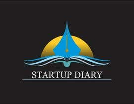 #15 for Urgent: Design a Logo for Startup Diary blog by Sahir75