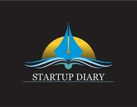 #15 untuk Urgent: Design a Logo for Startup Diary blog oleh Sahir75