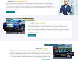 Nro 18 kilpailuun Re-design a PDF into a fully responsive HTML ONE-PAGER-WEBSITE käyttäjältä nizagen