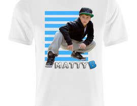 #34 for Design a T-Shirt for MattyB af NicolasFragnito