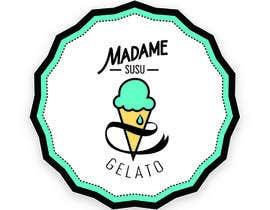 Nro 6 kilpailuun logo design for Gelato Bar käyttäjältä meljtester