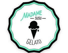 Nro 7 kilpailuun logo design for Gelato Bar käyttäjältä meljtester