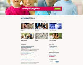 gfxpartner tarafından Website Design for WebinarCompany için no 28