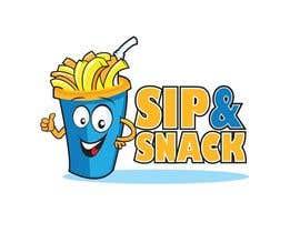 jiamun tarafından Sip & Snack (french fries business logo) için no 14