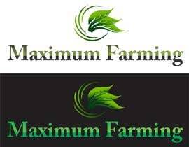 #32 cho Design a Logo for Maximum Farming bởi vishwagfx