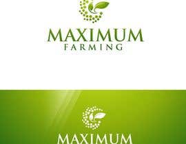 #66 for Design a Logo for Maximum Farming af manuel0827
