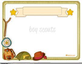 #11 for Children's award certificate design - Need 3 frame designs by mobyartist2