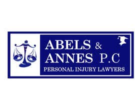 #128 untuk Logo design for a personal injury law firm oleh Pato24