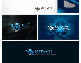#117 for Logo design for MEDACO company by MaxDesigner