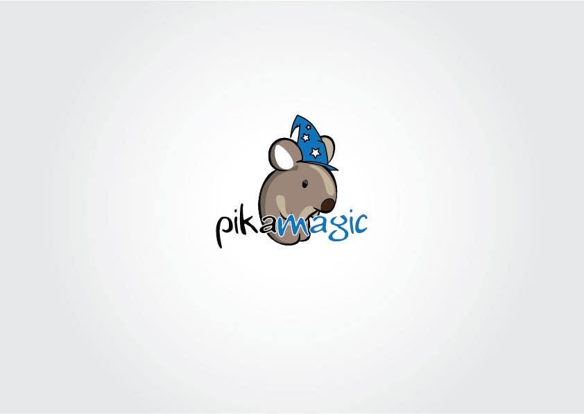 Proposition n°31 du concours Design a Logo for Pikamagic