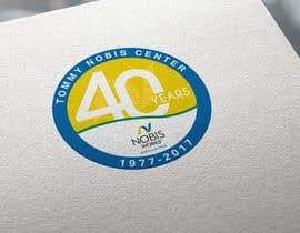 Nro 193 kilpailuun 40th Anniversary Logo käyttäjältä vkdykohc