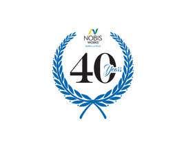 abhikreationz tarafından 40th Anniversary Logo için no 36