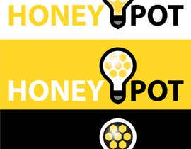 nº 46 pour Design a Logo for  Honey Pot par tobyquijano