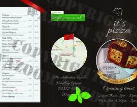 Nro 6 kilpailuun redesign takeaway menu käyttäjältä plananat