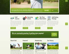 #7 for Build a Website for a Golf Instructor by systootech