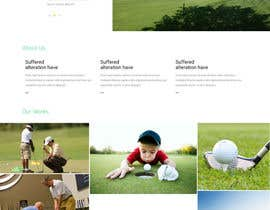 #5 for Build a Website for a Golf Instructor by varun1119