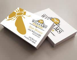 #103 para Design a Logo for Williams Honey Farm por BiancaN