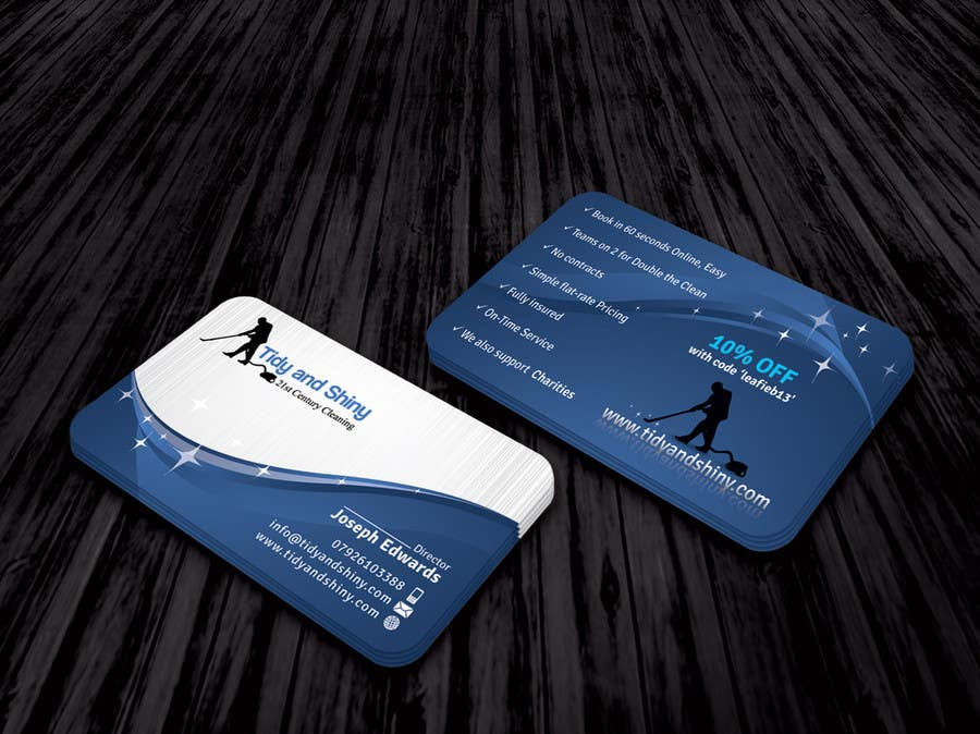 Konkurrenceindlæg #31 for Design some Business Cards for ME