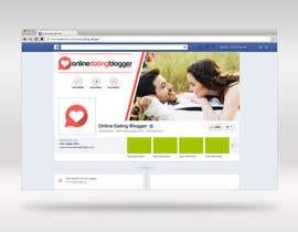 mdmirazbd2015 tarafından Design a facebook header for a blog about Online Dating için no 21