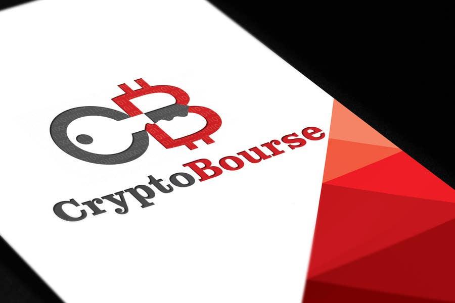 Contest Entry #                                        134                                      for                                         Design a Logo for CryptoBourse.com