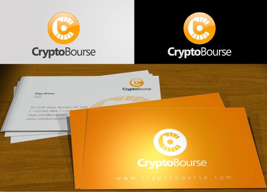 Inscrição nº 59 do Concurso para Design a Logo for CryptoBourse.com