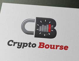 Nro 75 kilpailuun Design a Logo for CryptoBourse.com käyttäjältä PredragNovakovic