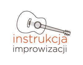 #11 para Logo for guitar improvisation company por danadanieladana