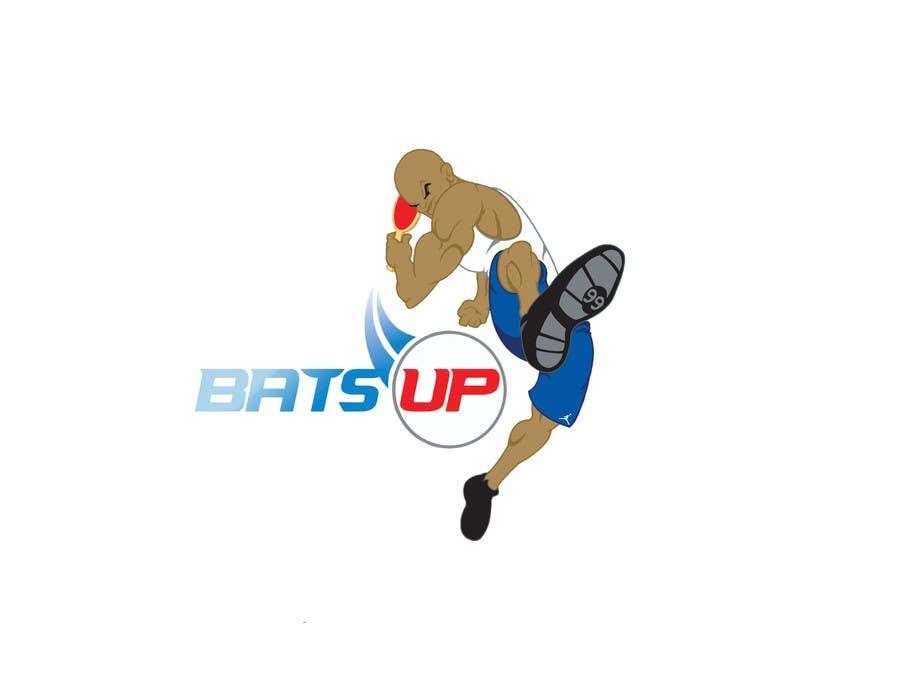 Bài tham dự cuộc thi #10 cho Design a Logo for Bats Up