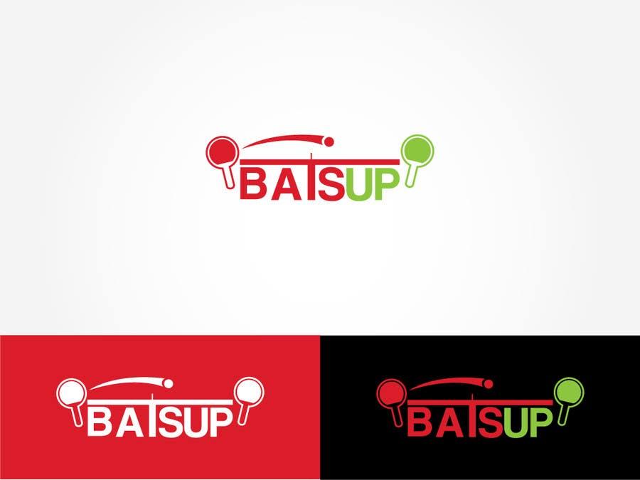 Bài tham dự cuộc thi #                                        33                                      cho                                         Design a Logo for Bats Up