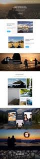 Kilpailutyön #8 pienoiskuva kilpailussa Design a Website Mockup