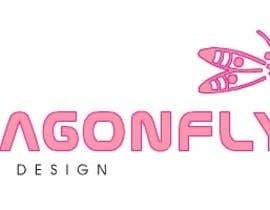 #6 untuk Design a Logo for Dragonfly Cake Design. 1/2 done already oleh projuktiweb