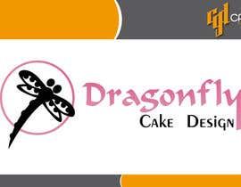 #25 untuk Design a Logo for Dragonfly Cake Design. 1/2 done already oleh CasteloGD