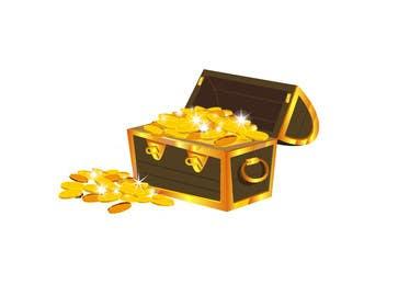 ANNONA100 tarafından Design a cardboard box to look like a treasure chest. için no 18