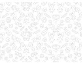 Nro 5 kilpailuun Design a background with party icons käyttäjältä DebashisCh