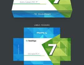 Nro 30 kilpailuun Create Print and Packaging Designs käyttäjältä renzberboso