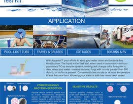 Nro 34 kilpailuun Design a Brochure käyttäjältä sememeh