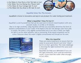 Nro 32 kilpailuun Design a Brochure käyttäjältä UmaGuru