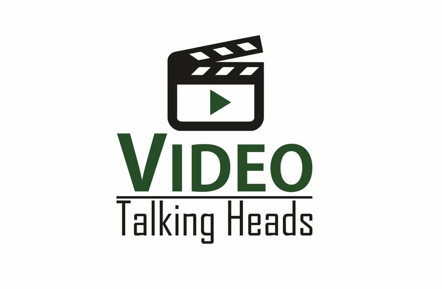 Inscrição nº 3 do Concurso para Logo for Video Talking Heads