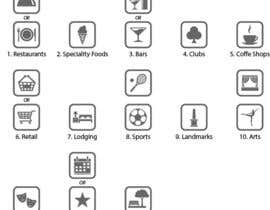 nº 1 pour Design some category icons for my iPhone app par Rendra5