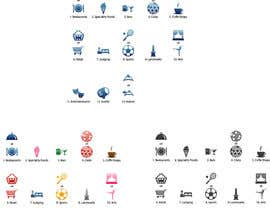 #9 untuk Design some category icons for my iPhone app oleh Rendra5