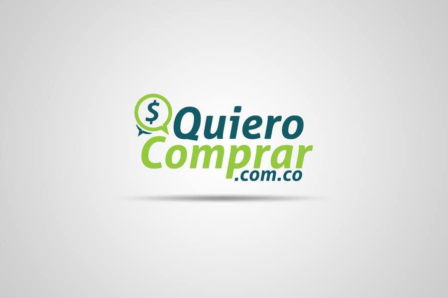 Proposition n°128 du concours Design a Logo for QuieroComprar.com.co