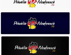#32 for Realizează un design de logo for Pravalia Nemteasca by tanasalexandru