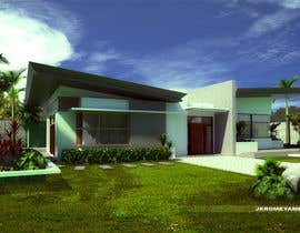 #28 for one story house design af JeromeYambao