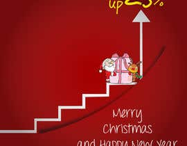 #57 para Christmas Card Design por jinupeter